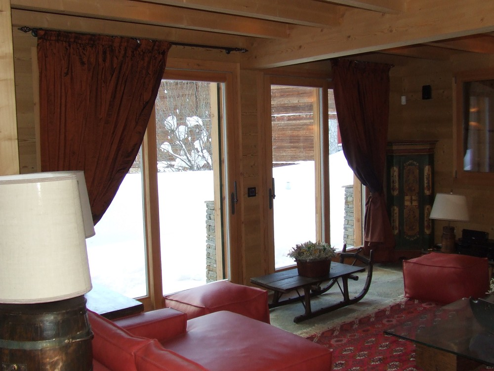 Arquati rapallo tende arricciate tradizionali tende - Tende per finestre interne ...