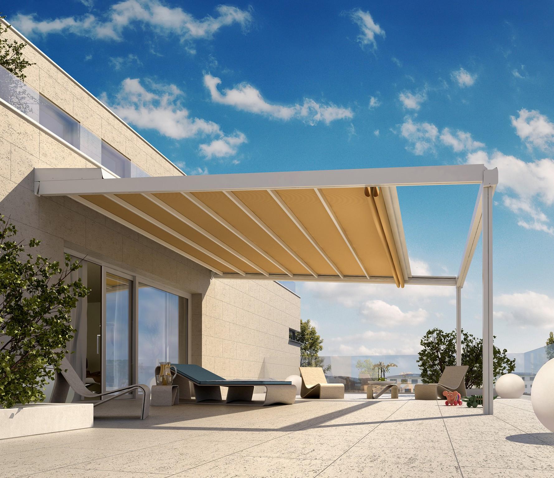 arquati rapallo rivera p5000 pergole pensiline e ombrelloni coperture a pergola stobag. Black Bedroom Furniture Sets. Home Design Ideas
